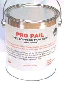 Pro-Pail Red Powder Dye porpailred